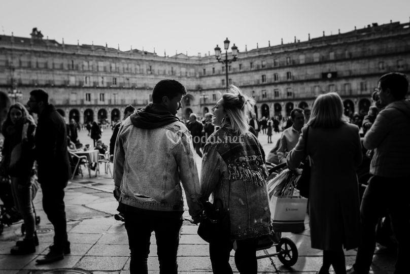 Salamanca como escenario