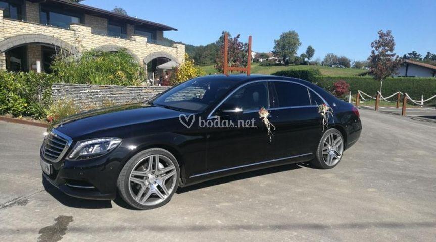 Mercedes para bodas y actos