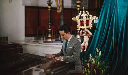 Pianista Miguel Ángel 1