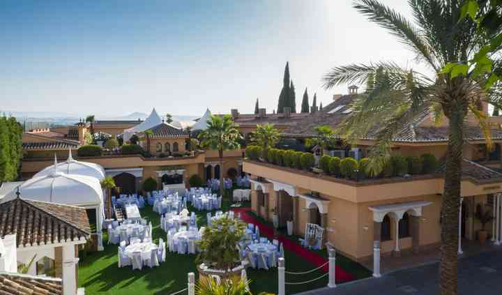 Jardines Dubai El Lucero
