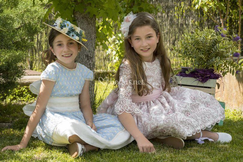 Carolina y Zoe