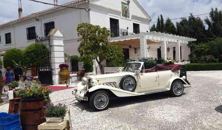 Clásico para boda en Granada