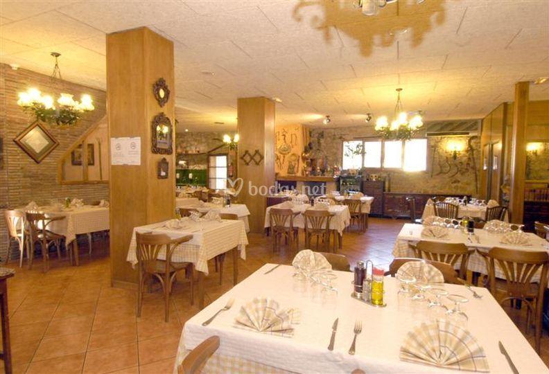 Restaurante Cervelló