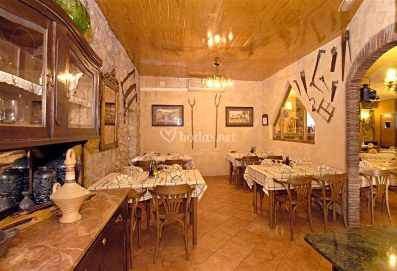 Restaurante Masia Cervelló