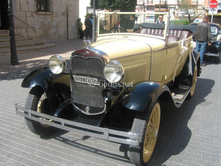 Ford año 1930