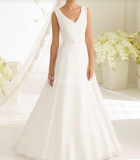 vestido de novia de vega novias | foto 13