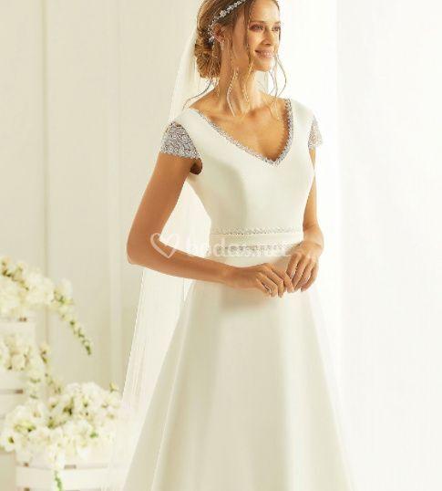 vestido de novia de vega novias | foto 41