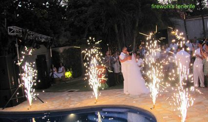 Fireworks Tenerife