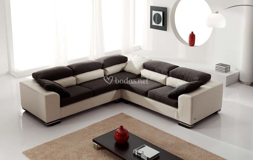 Más de 200 sofás en nuestra exposición