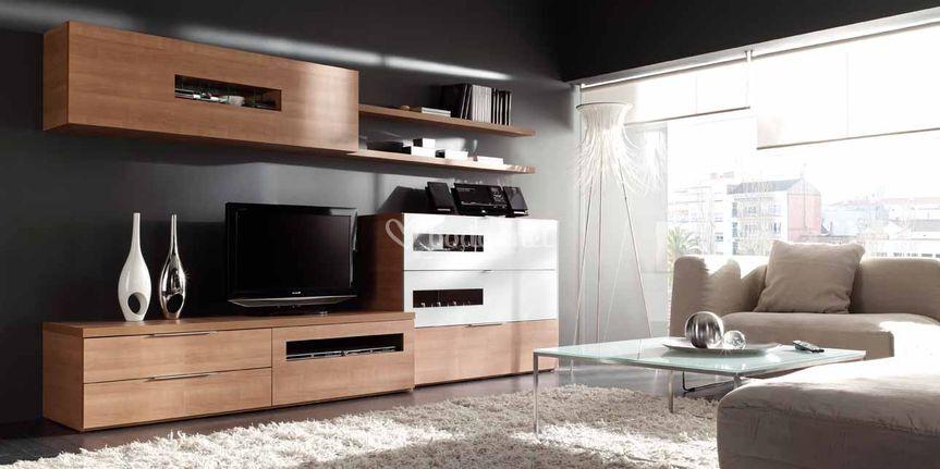 Salones de dise o de outlet muebles salvany foto 11 - Muebles diseno outlet ...