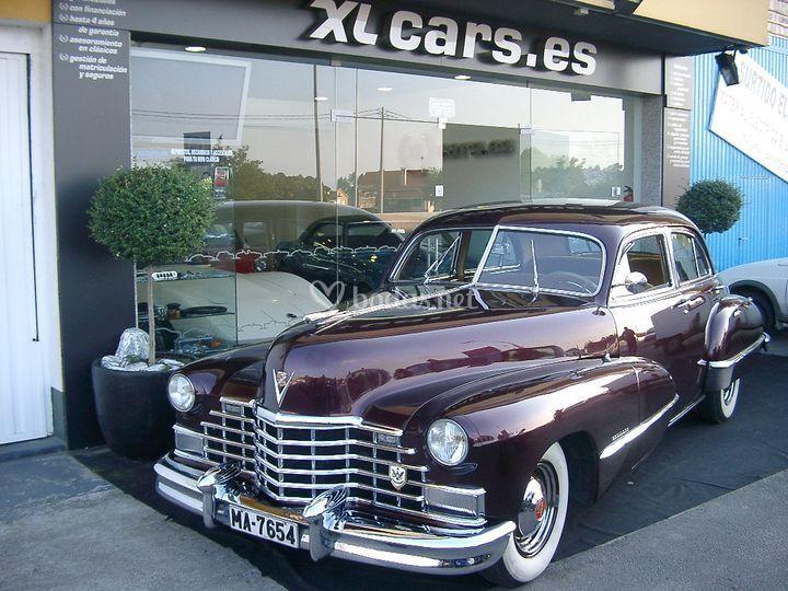 Cadillac Sedan 62