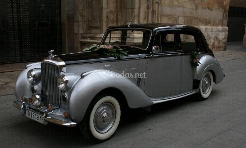Bentley mkvi