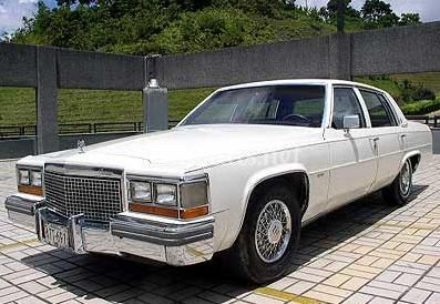 Limusina Cadillac