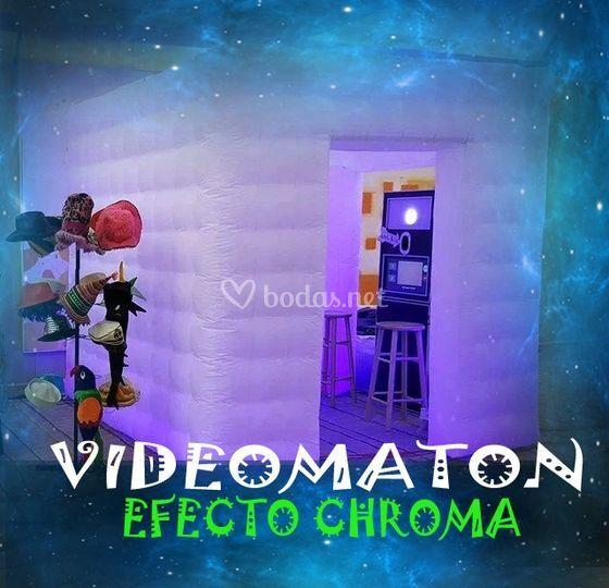 Videomatón interactivo