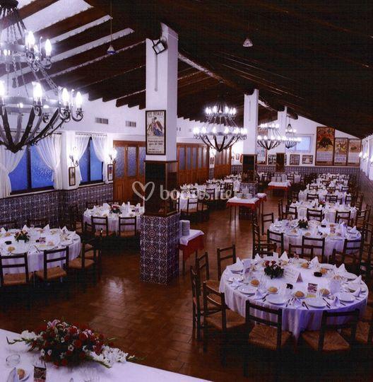 salón Taurino de Cortijo los Rosales