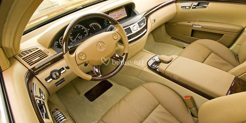 Mercedes Clase S AMG Largo