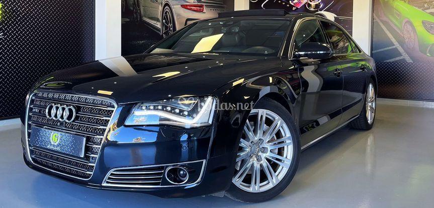 Audi A8 Largo Exclusive