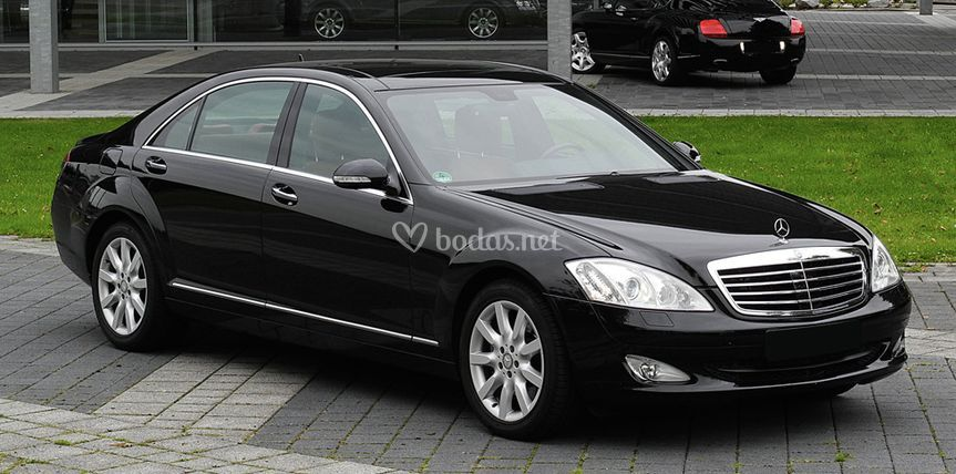 Mercedes Clase S Diplomático L
