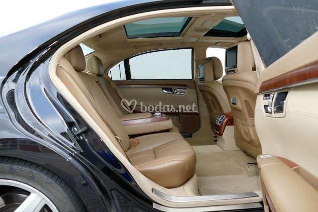 Mercedes Clase S 600 Largo V12