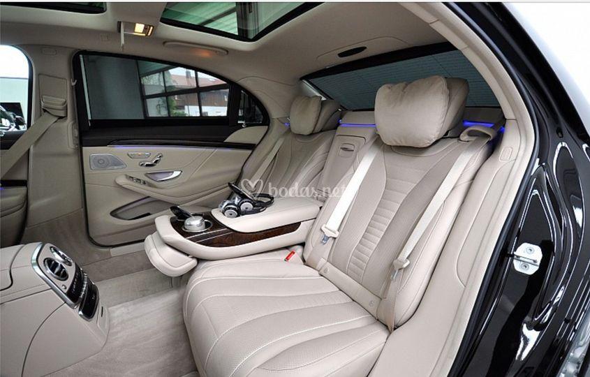 Mercedes Clase S 65 AMG Largo