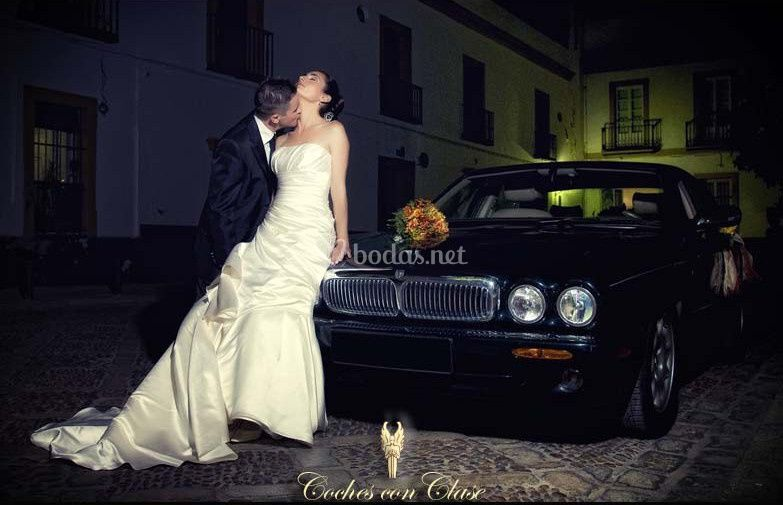 Jaguar XJ8 Coches con  Clase