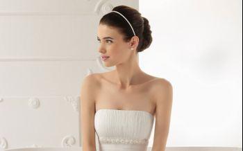 Vestidos de novia Aire Barcelona 2013