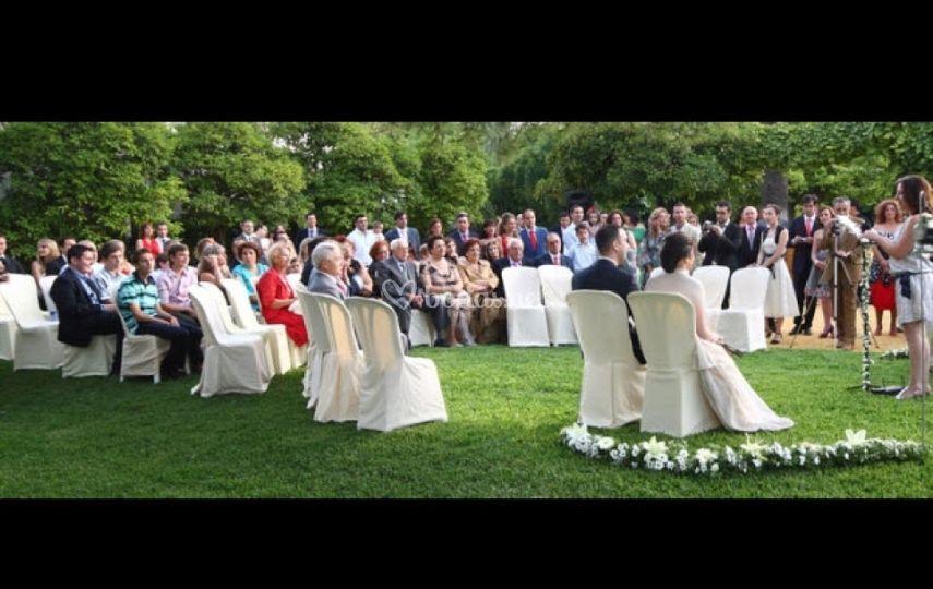 Ceremonia abanico