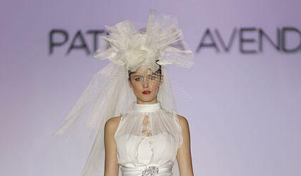 Avance vestidos de novia Patricia Avendaño 2013