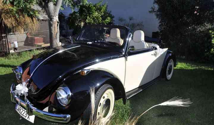 Volkswagen beetle descapotable