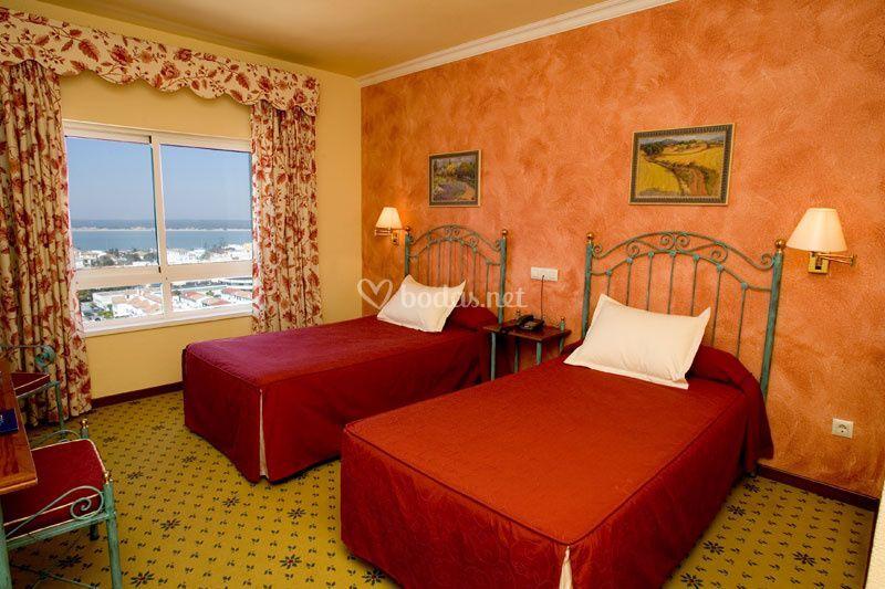 Habitación Hotel Guadalquivir