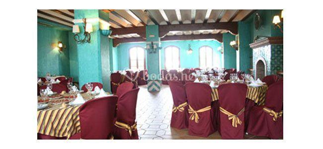 Salon Hotel Toruño