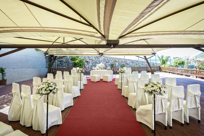 Boda civil de restaurante balcobo foto 16 - Fotos boda civil ...