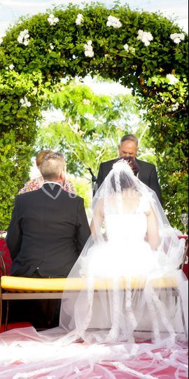 Arco de ceremonia