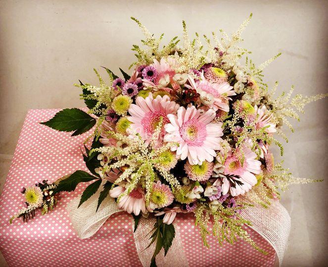 Bouquet y prendido
