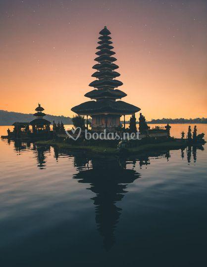 Relajarse en Bali