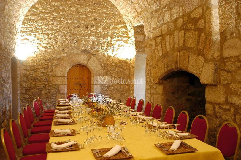 Salón castillo
