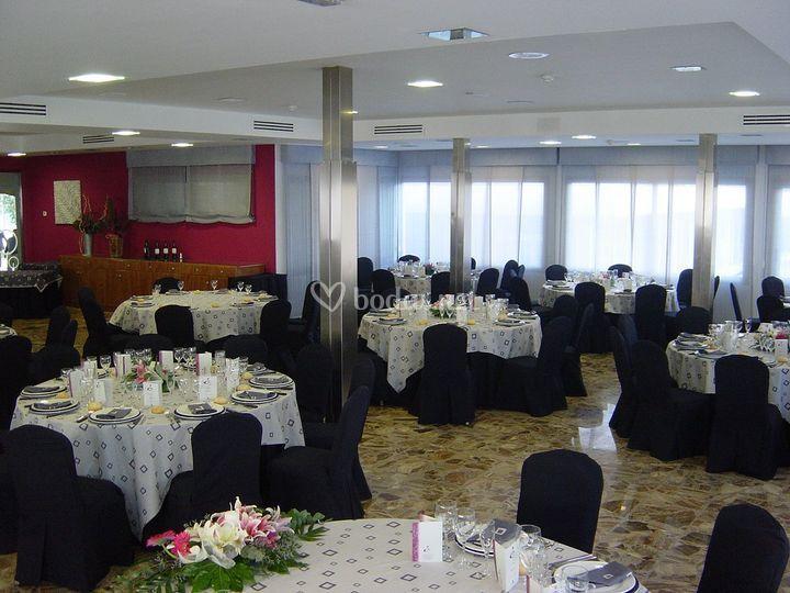 Salones Hotel Castilla Alicante