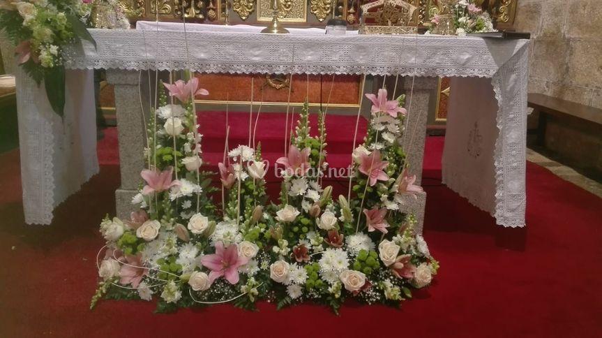 Centro de ceremonia religiosa