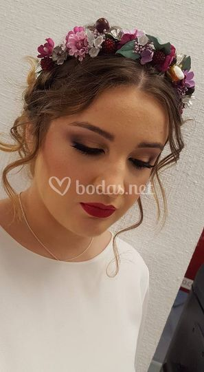 Paqui Martín Makeup