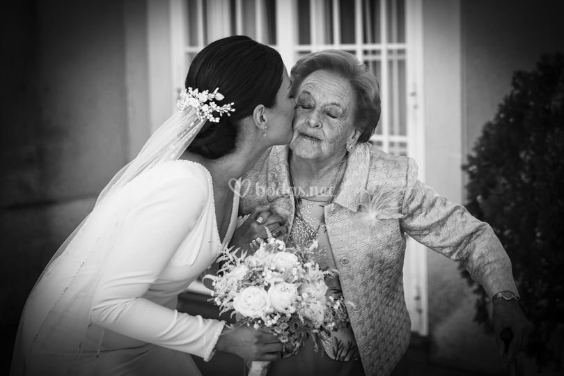 Beso abuela
