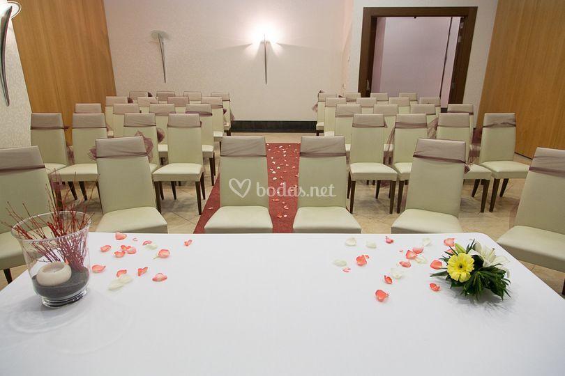 Ceremonia interior