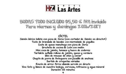 Hotel Las Artes 1