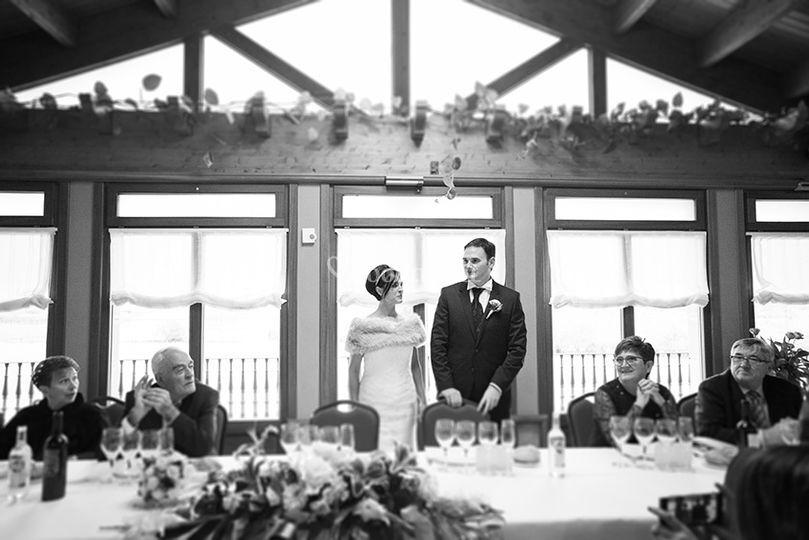 Banquete de boda