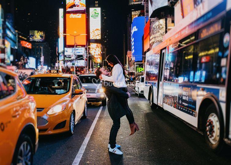 Preboda en NYC