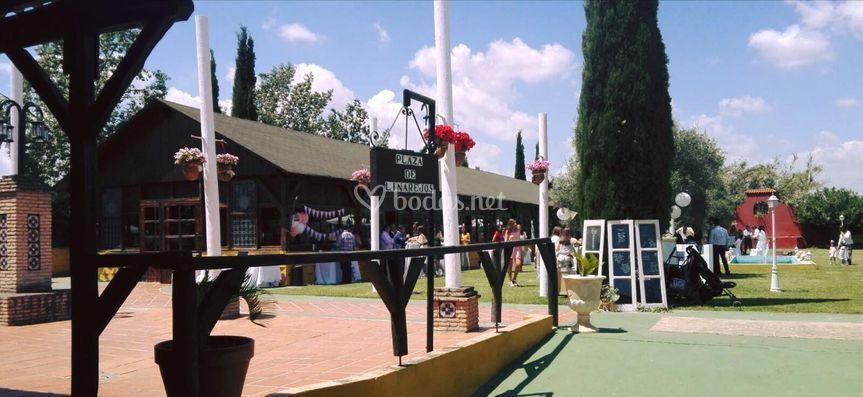 Plaza Linarejos