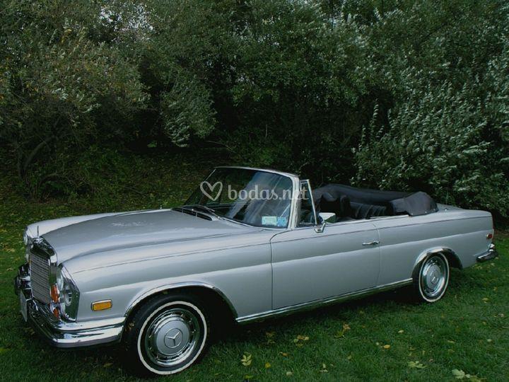 Mercedes Cabrio 1966