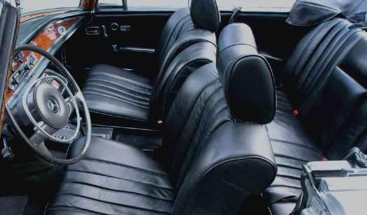 Interior Cabrio