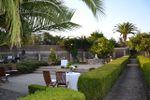 Jardines para el aperitivo de Pazo San Fernando