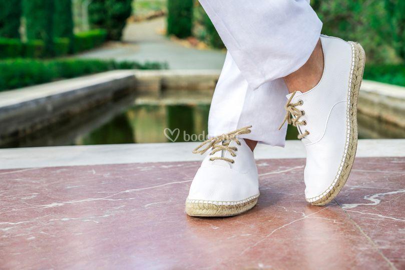 Zapatos ibicencos Slow Clothes