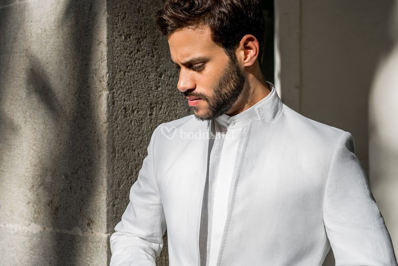 Traje  Lino 100% Slow Clothes